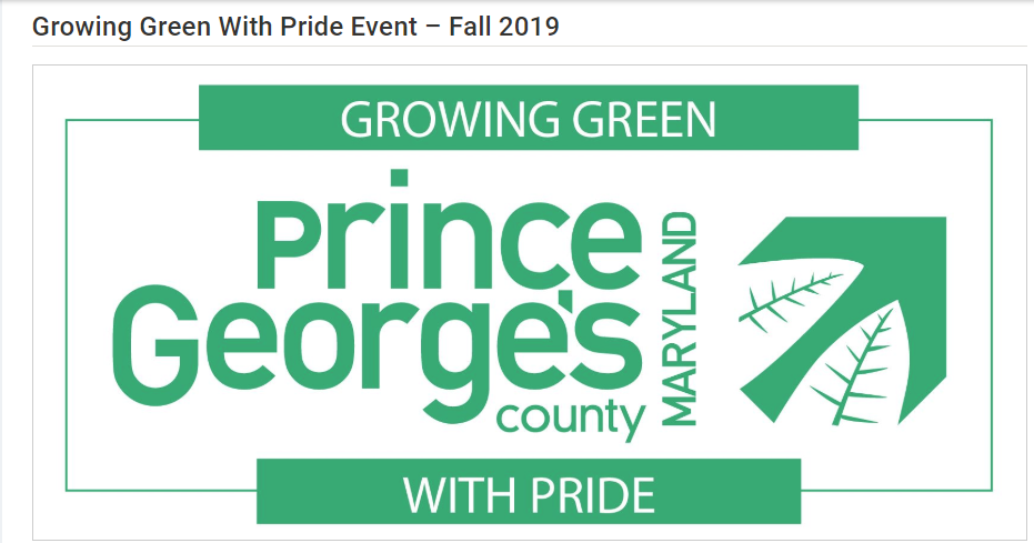 Growing Green with Pride Event