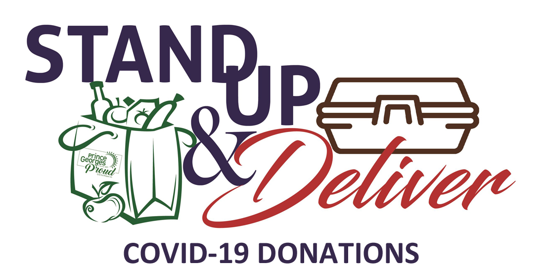 Stand Up and Deliver  COVID-19 Donations